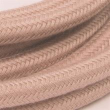 Dusty Pale pink cable per m.