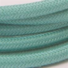 Dusty Pale turquoise cable 3 m.