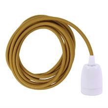 Dusty Curry cable 3 m. w/white porcelain