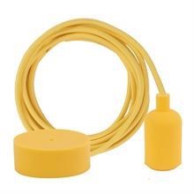 Dark yellow cable 3 m. w/yellow New