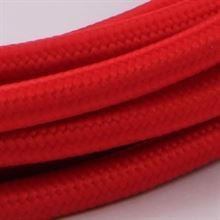Dark redcable 3 m.