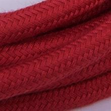 Dusty Dark red cable 3 m.