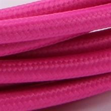 Hot pink cable 3 m.