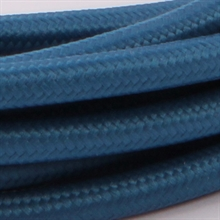 Dark blue cable 3 m.