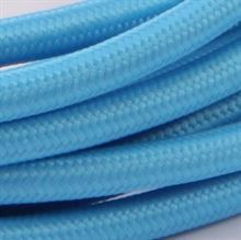 Clear blue cable 3 m.