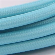 Pale turquoise cable 3 m.