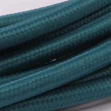 Petrol green cable 3 m.