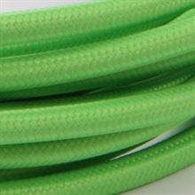 Lime green cable 3 m.