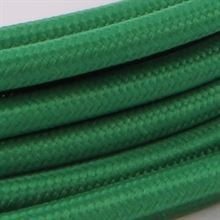 Dark green cable 3 m.