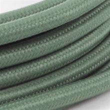 Olive green cable 3 m.