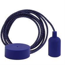 Denim Mix cable 3 m. w/dark blue New