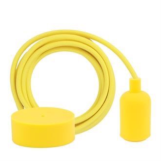 Dusty Yellow cable 3 m. w/yellow New