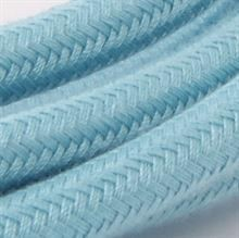 Dusty Clear blue cable 3 m.