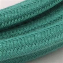 Dusty Turquoise cable 3 m.