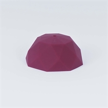 Bordeaux silicone ceiling cup Facet