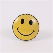 Knob with smiley