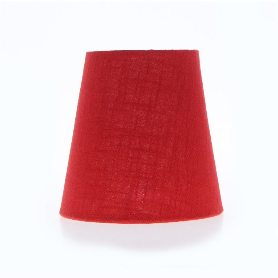 Lamp shade Manny Red