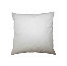 Cushion pad 50x50 640 g. Feather