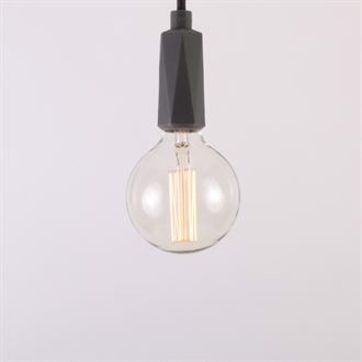 Decorative bulb Ø80 40w E14
