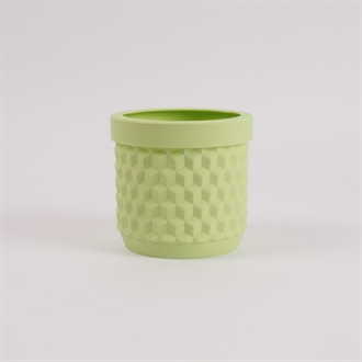 Potts flowerpot Pale green
