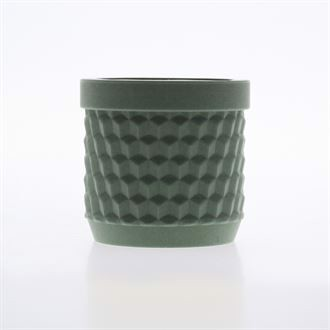 Potts flowerpot Olive Green
