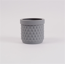 Potts flowerpot Grey