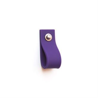 Silicone multi handle Sammy Purple - 10 pcs.