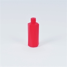 Red lampholder cover Hexa