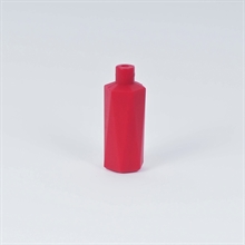 Dark red lampholder cover Hexa
