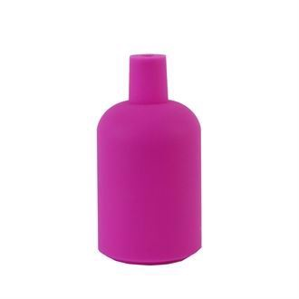 Hot pink lampholder cover New