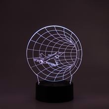 3D LED Night lamp Tunnel