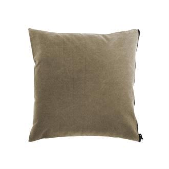 Canvas cushion cover 50x50 Washed Sand